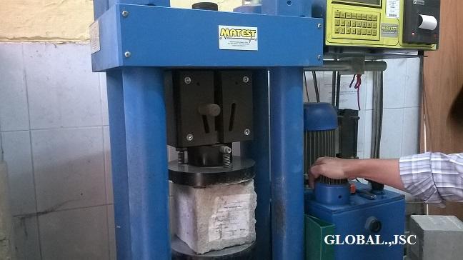 Công ty Global cung cấp dịch vụ thí nghiệm vật liệu xây dựng Nhanh chóng- Chính xác