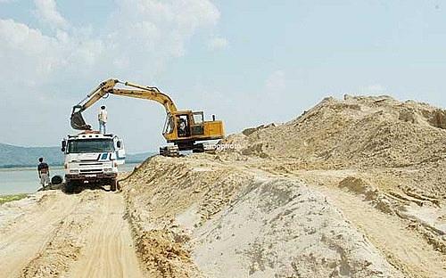 Tiêu chuẩn Việt Nam áp dụng cho cát xây dựng
