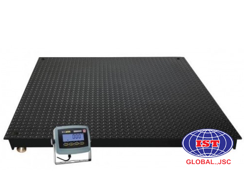 Kiểm định cân sàn điện tử 10 - 15 tấn