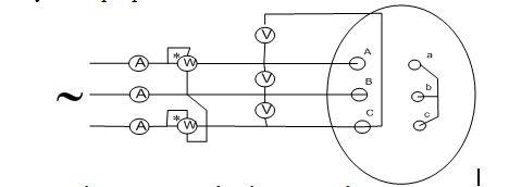 Sơ đồ nối dây máy biến áp 3 pha