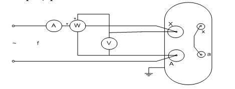 Sơ đồ nối dây máy biến áp 1 pha